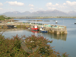 Boats Moored at Roundstone
